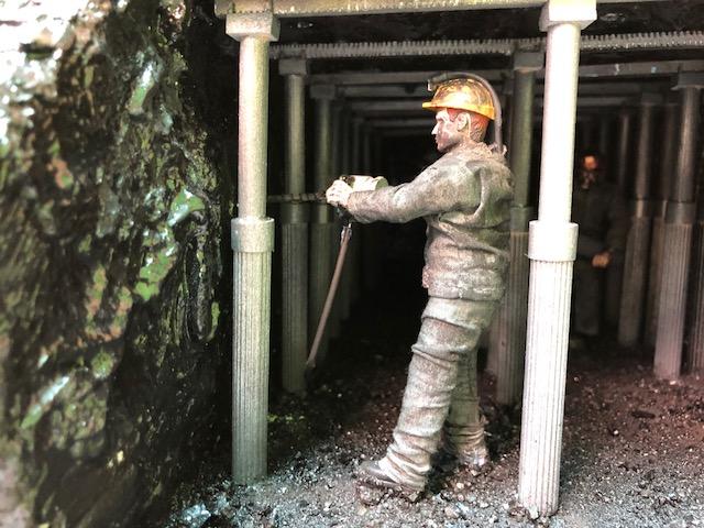 Így készült- Egyedi makettek, bányászat kicsiben